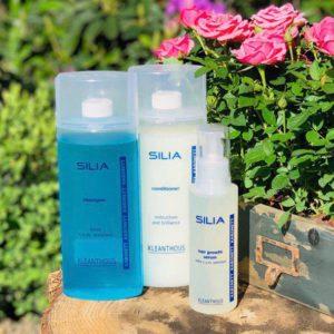 Комплексное восстановление волос SILIA HAIR CONCEPT